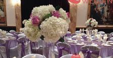 Reception Decor Centerpieces