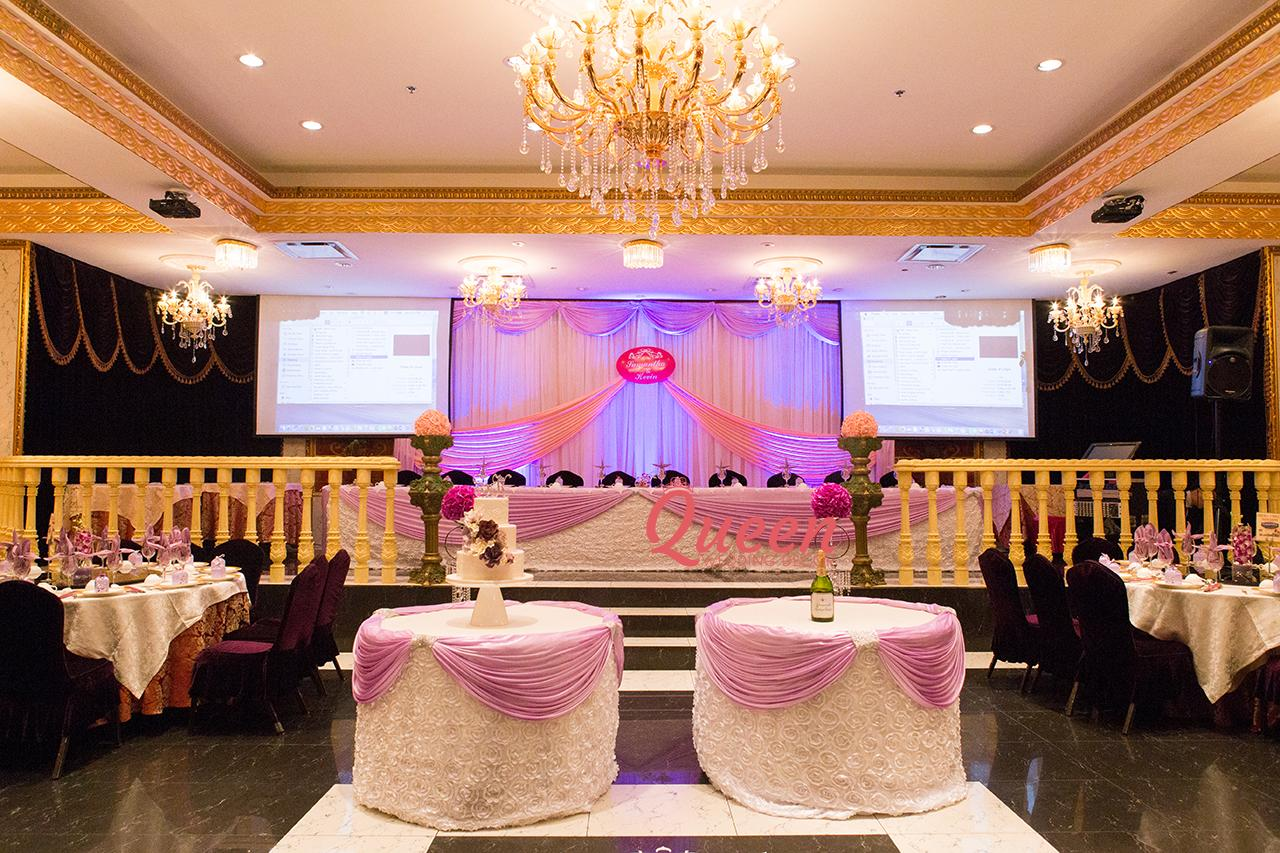 Mississauga Wedding Decor