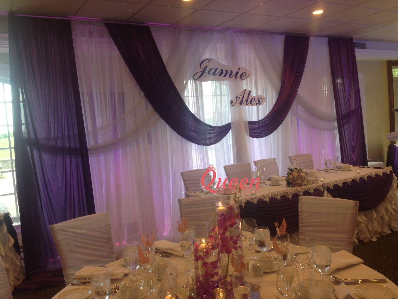 Wedding Decor Wholesale Mississauga