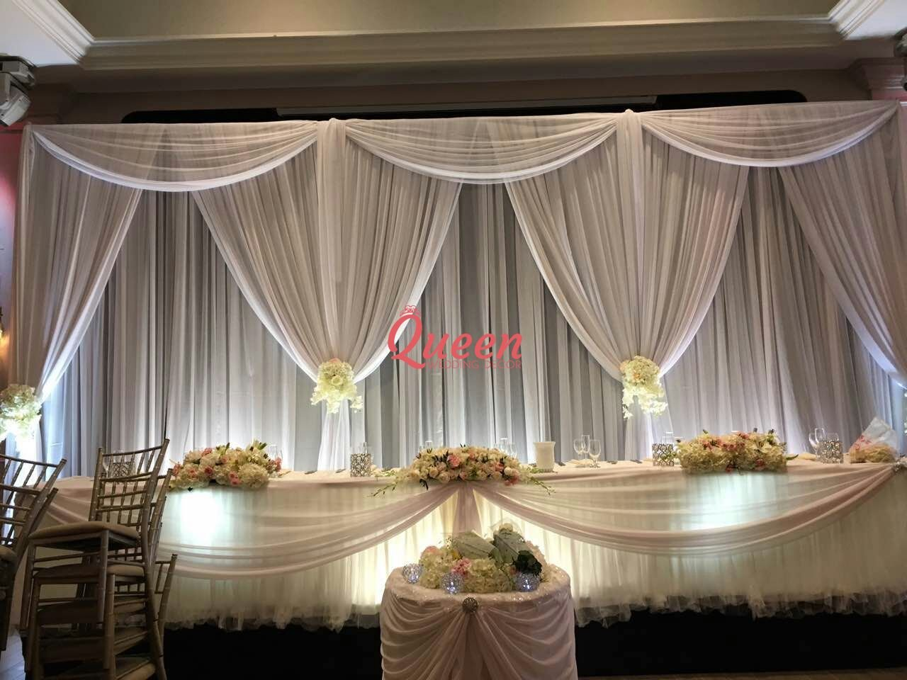 Scarborough Wedding Decor