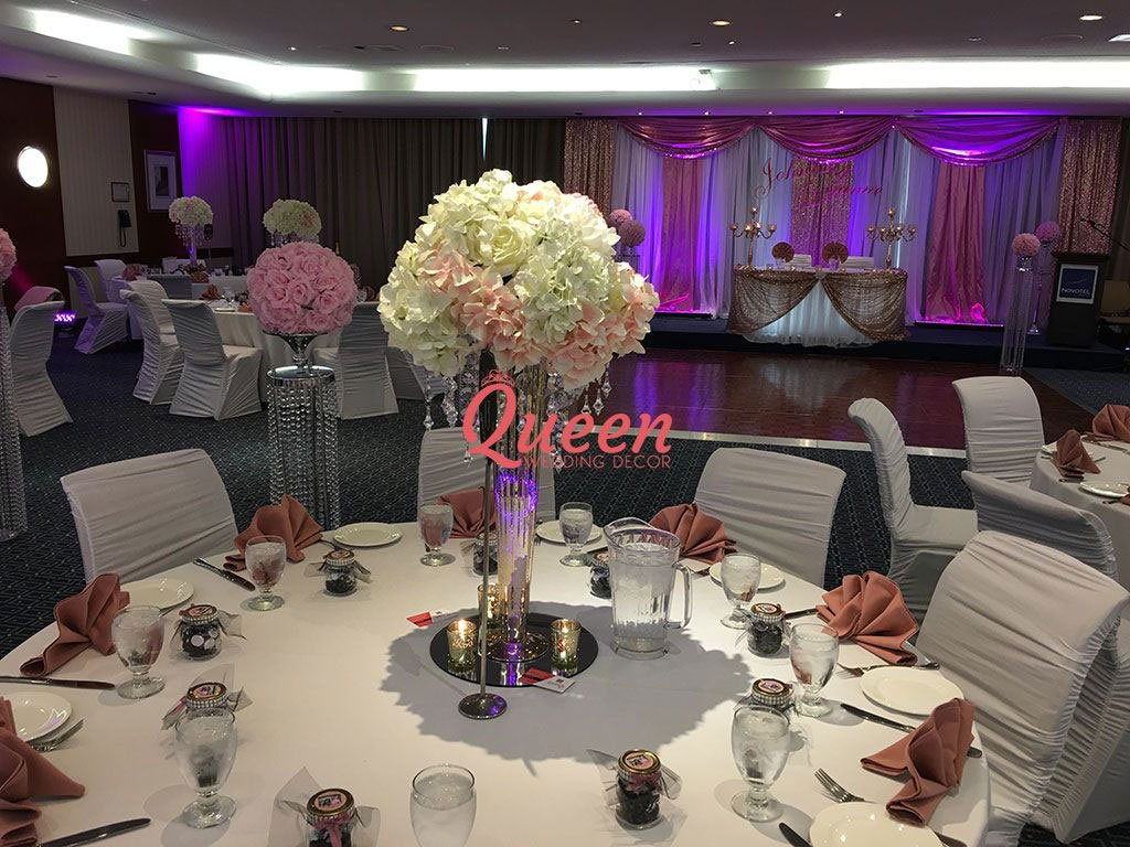 If Your Wedding Or Party Event Will Be Held In Hotel Novotel Toronto North York And You Are Looking For Decoration Contact Us An Appointment