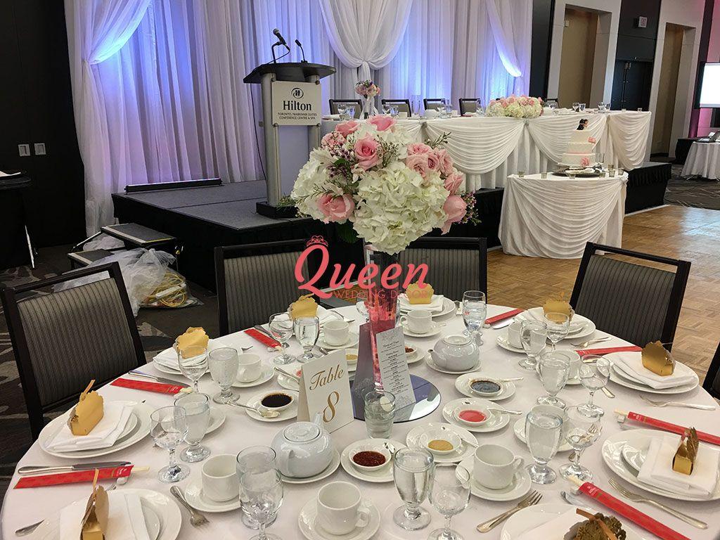Hilton Torontomarkham Suites Conference Centre Spa Queen
