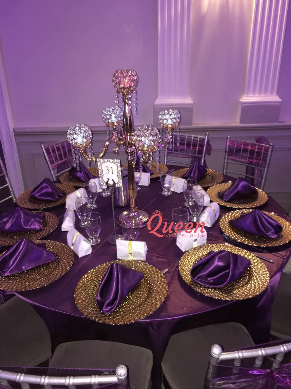 Brampton Wedding Decor