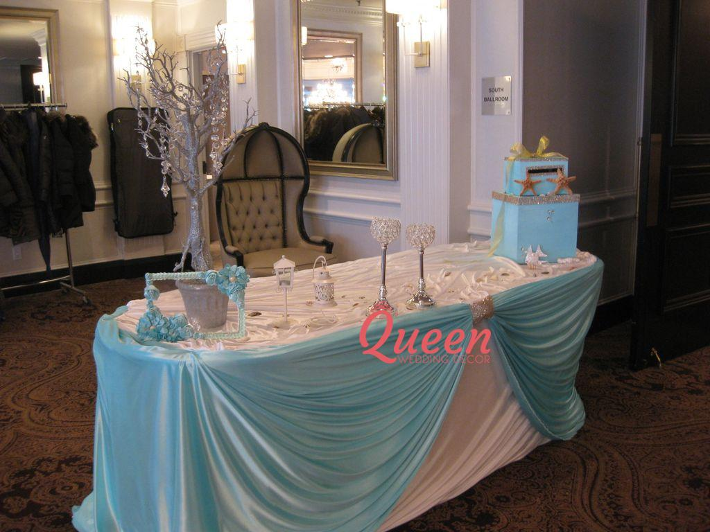 Markham Wedding Decor