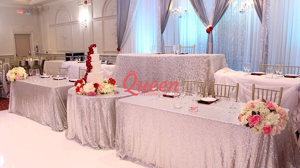 Elite Banquet Halls And Convention Center Queen Wedding