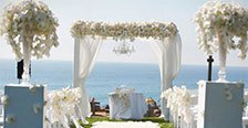 Ceremony Decor Indoor & Outdoor
